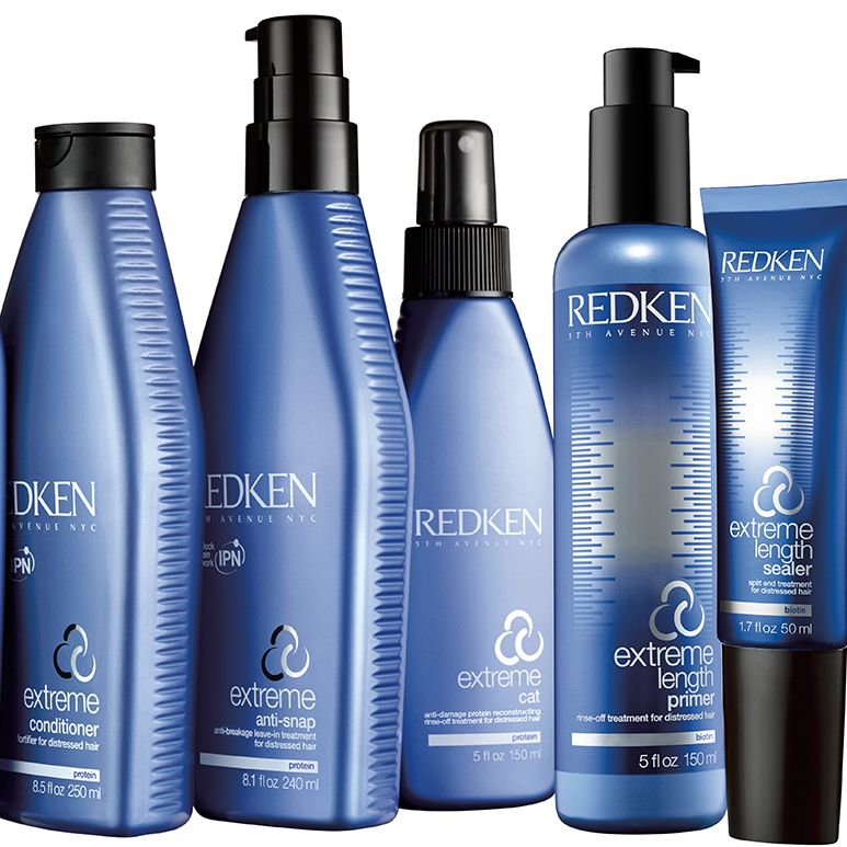 Hair Product Review Redken Extreme Live True London