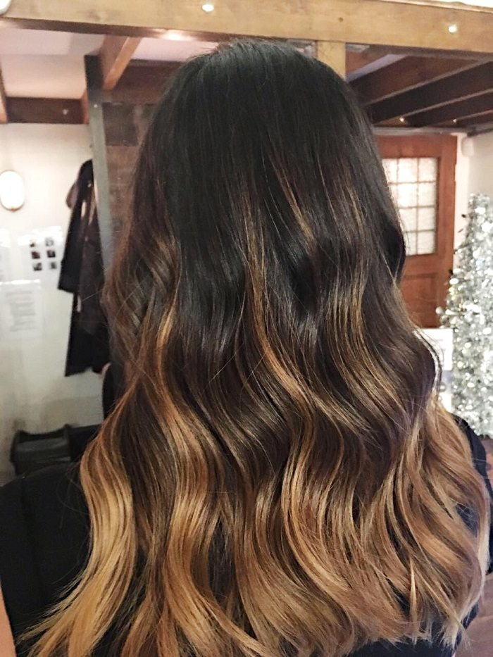 Balayage versus Ombre Hair , What is the difference? , Live