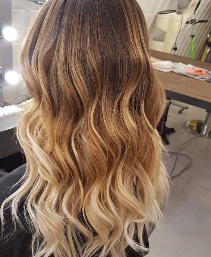 Balayage Clapham Blonde By Vannata At Live True London Hair Salon