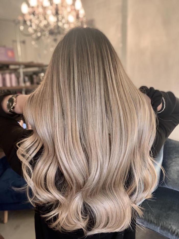 Balayage in London salon in Brixton fix your main hair concerns