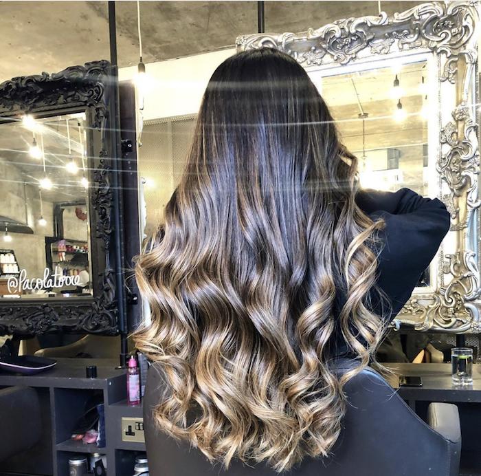 balayage London, London balayage, hair salon London, London Salon