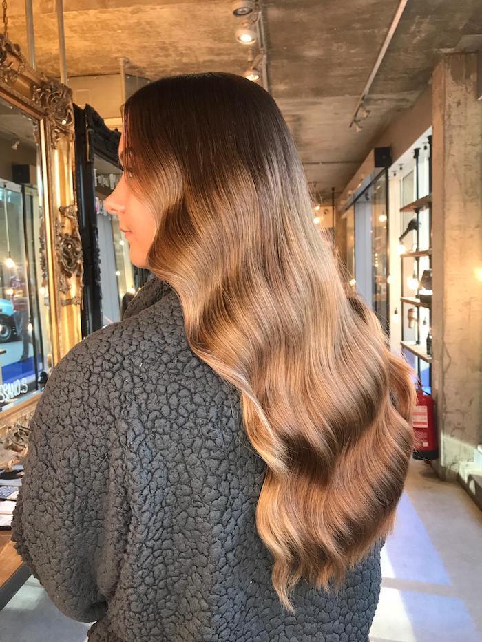 hair colour at the vauxhall and Nine Elms hair salon