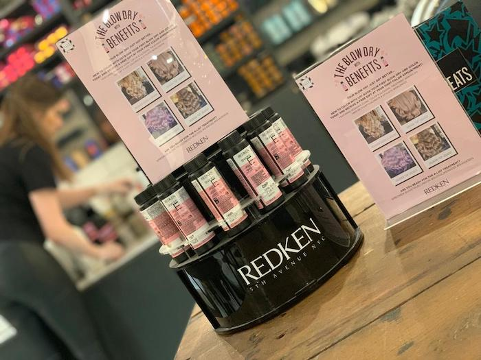 Redken colour salon London