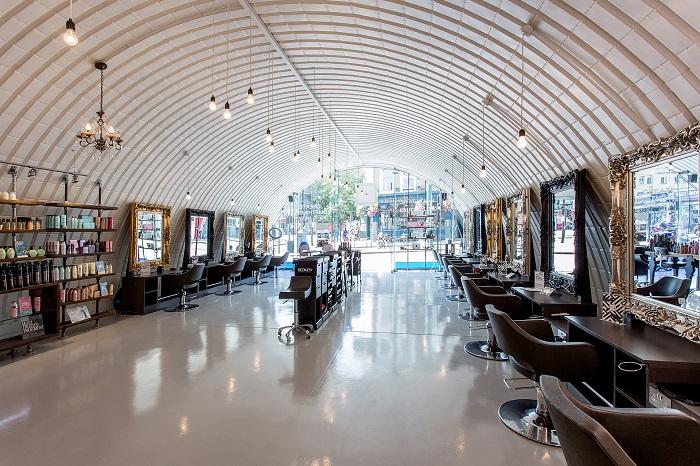 best hair salon during quarantine at Clapham