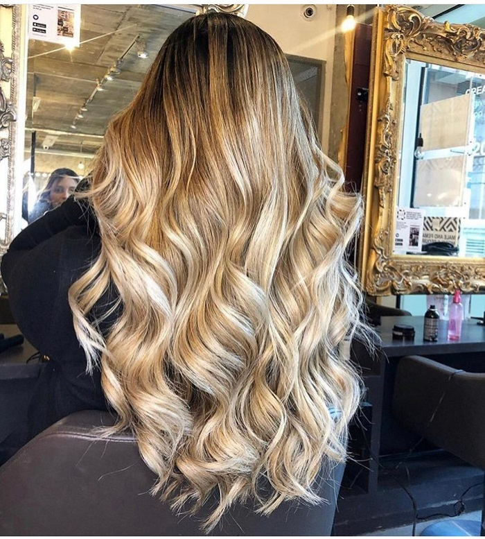 live true balayage at the vauxhall salon