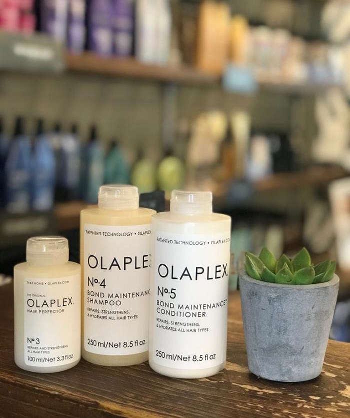olaplex treatments are great ally for the summer