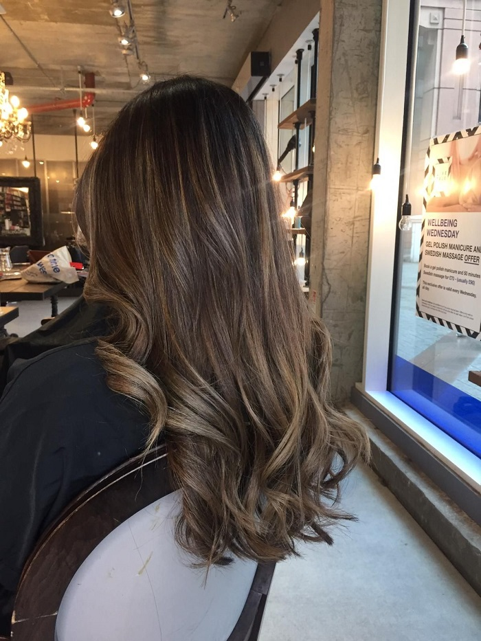 balayage brings versatility to your hair