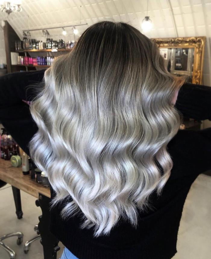 Silver root shadow