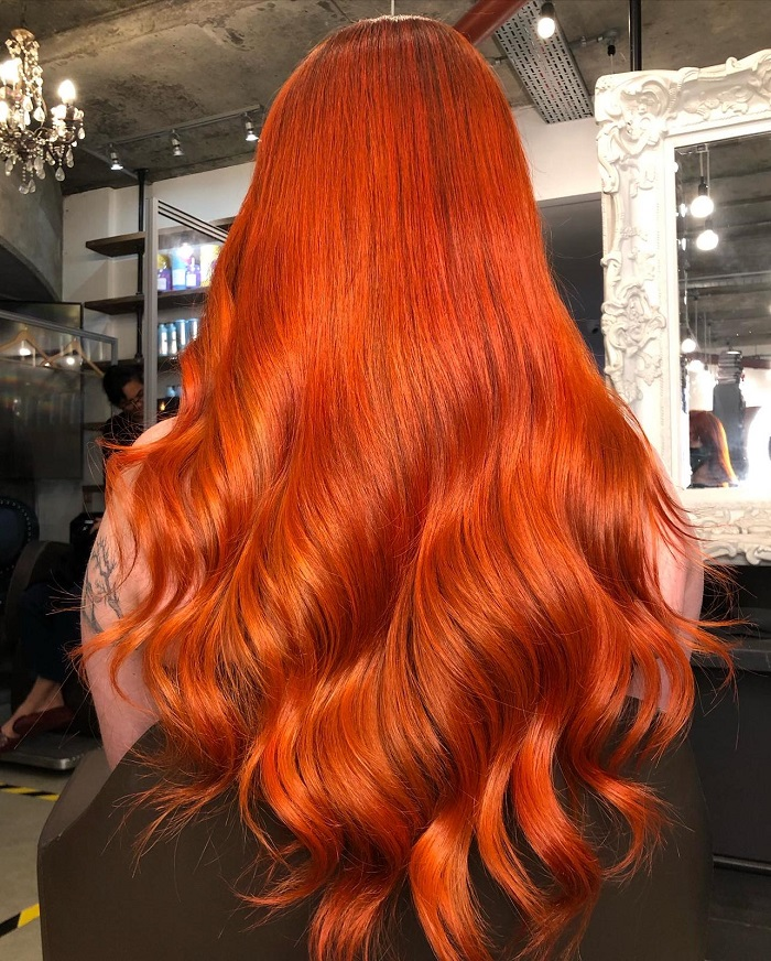 copper for a warm christmas at live true london