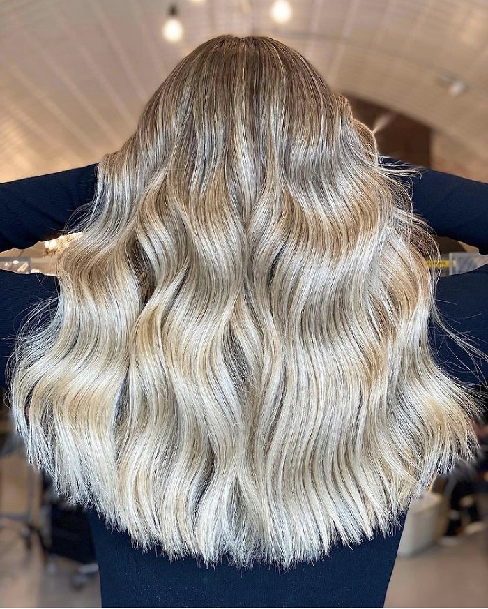 balayage vs highlights and we have the solution
